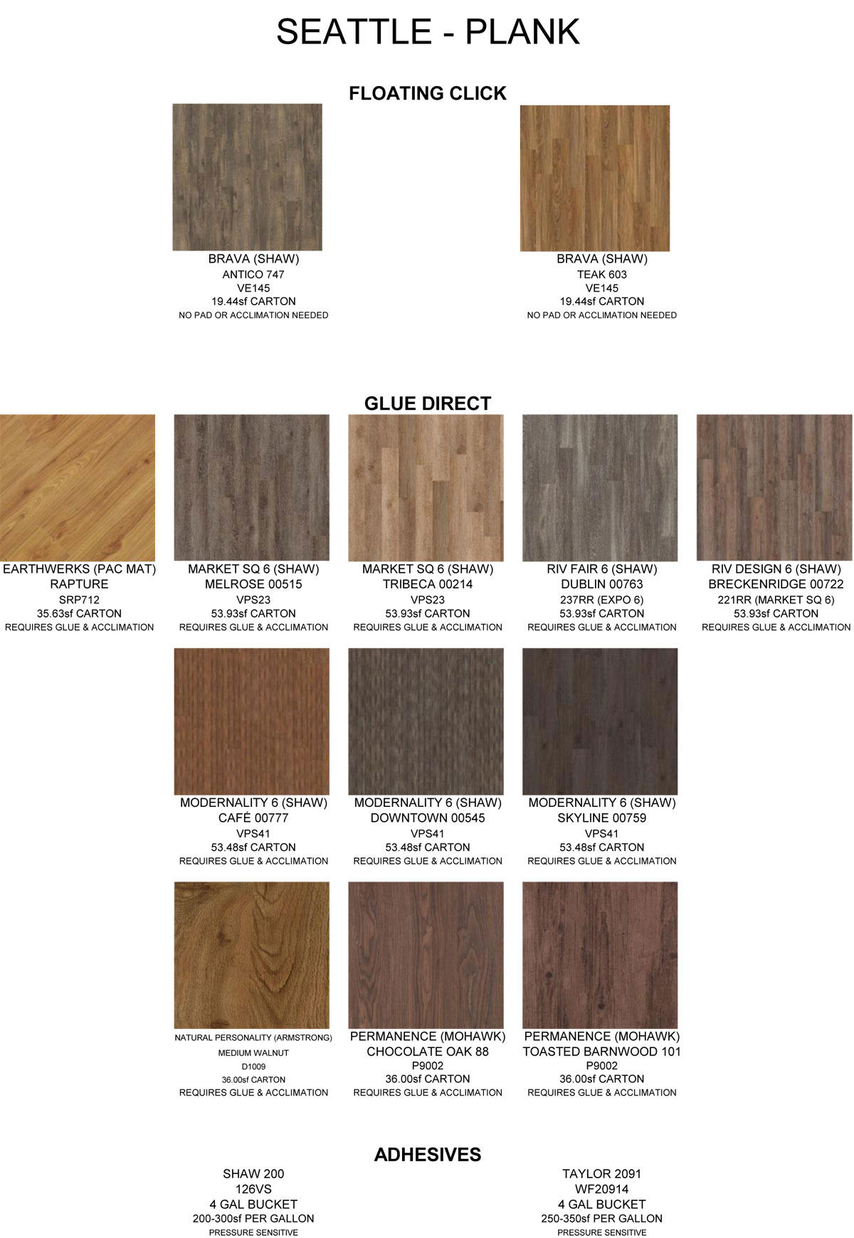 Lvt catalog alliance flooring for Alliance flooring